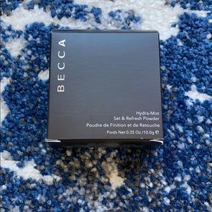 Becca - hydra-mist set & refresh powder